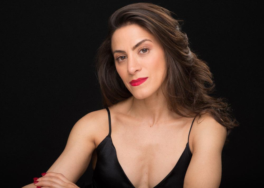 Graciela Q bailarina y actriz Plugged Models