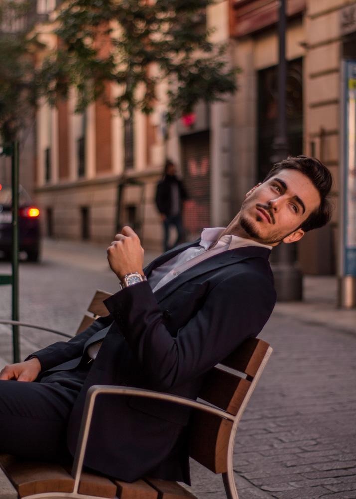 Héctor S male model Plugged Models