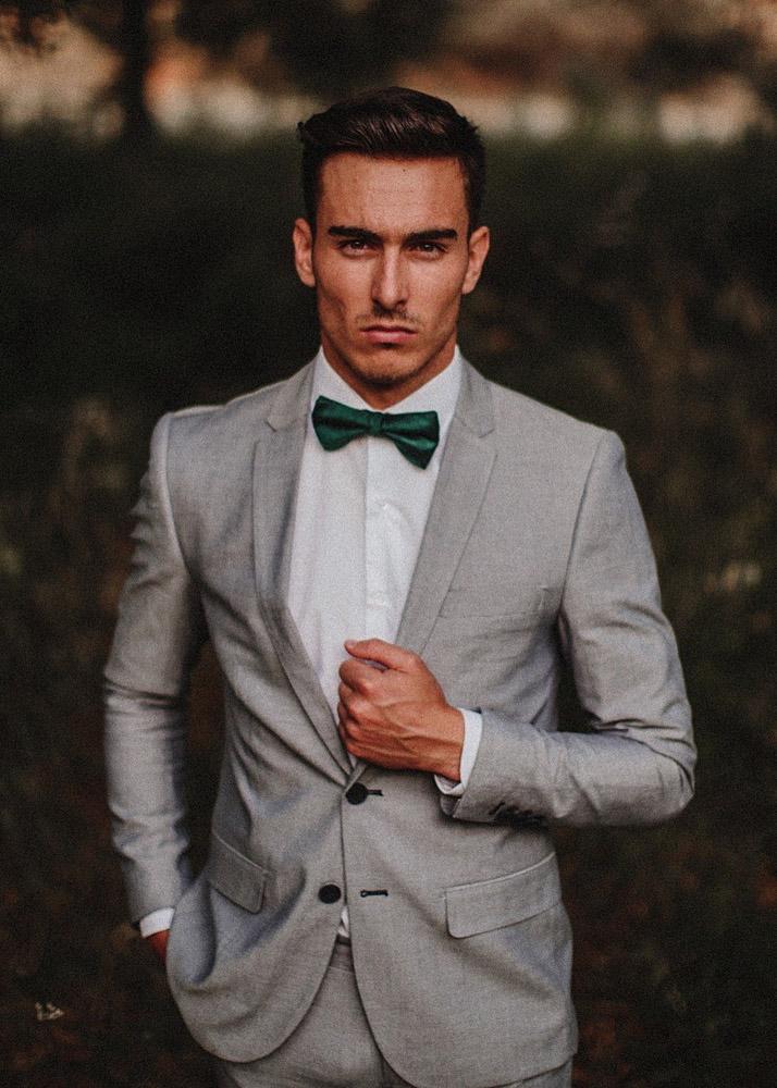 Héctor S modelo masculino Plugged Models