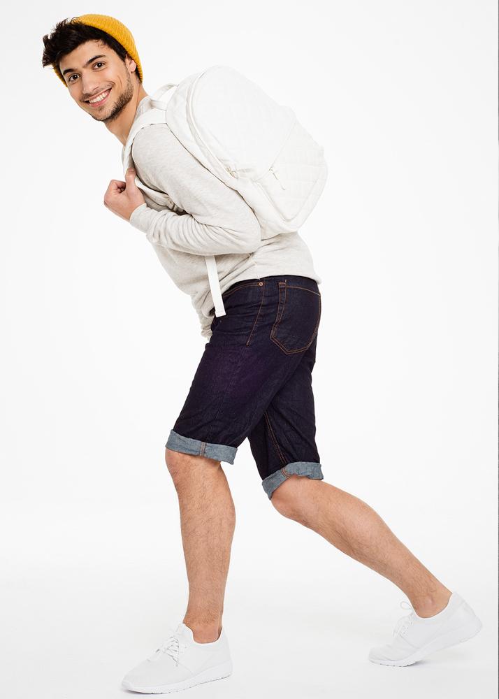 Jorge G male dancer Plugged Models