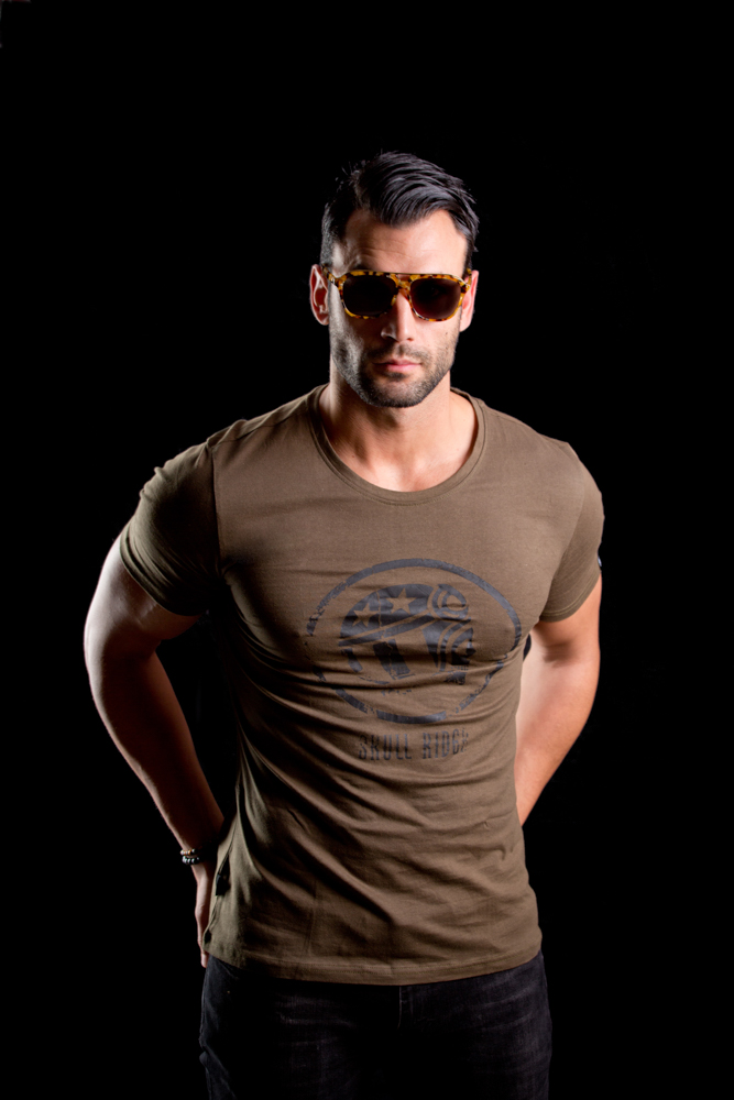 Jorge P male model Plugged Models