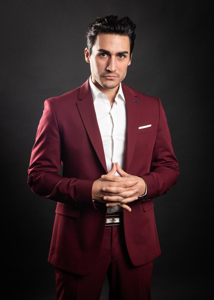 Raúl C actor Plugged Models