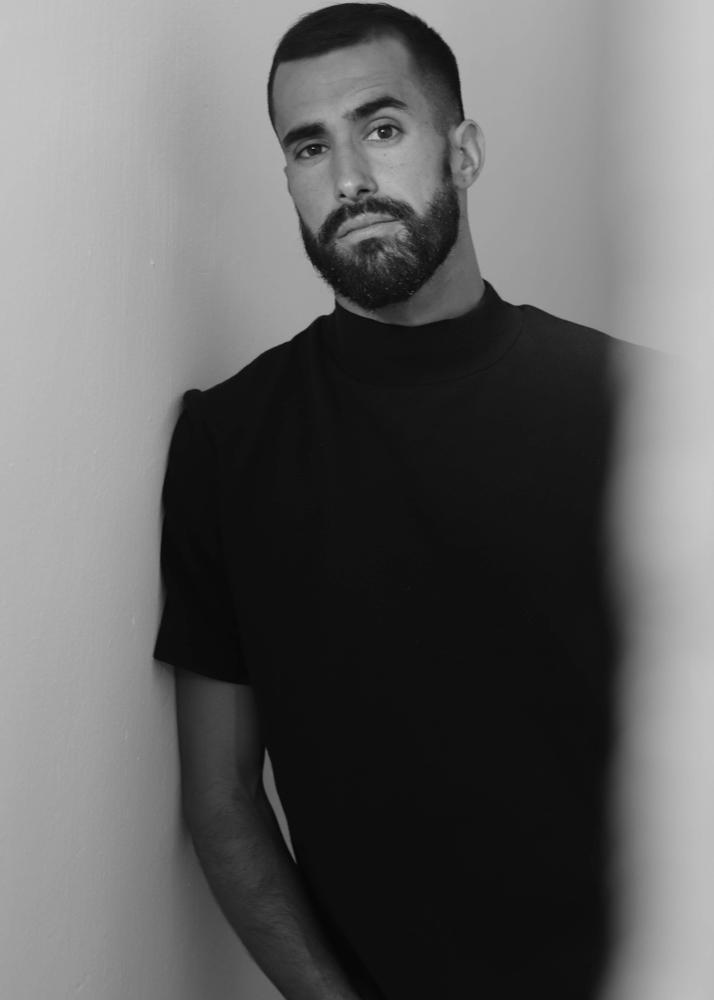 Victor OJ bailarín y actor Plugged Models